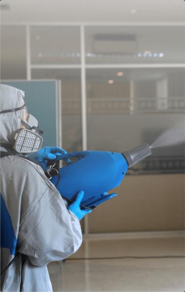 Chlorine Dioxide for Air Sanitization