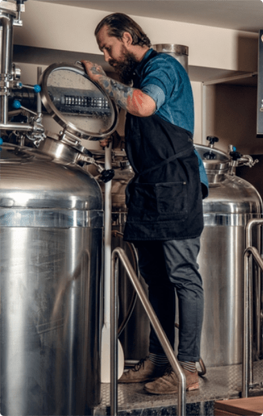 Clo2 in Microbrewery & Winery Production